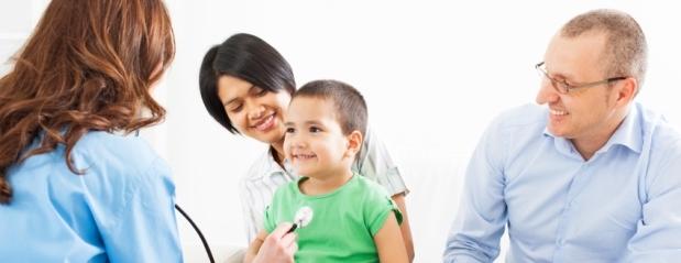 PCP child visit